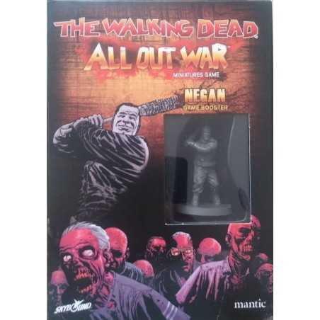 Negan Booster THE WALKING DEAD Oleada 2
