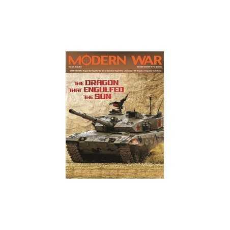 Modern War 42 The Dragon that Engulfed the Sun