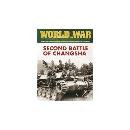 World at War 67 The Battle of Changsha