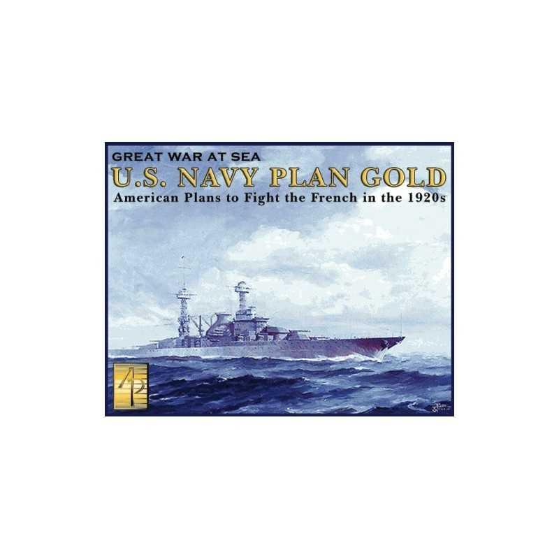 Second World War At Sea: Plan Gold