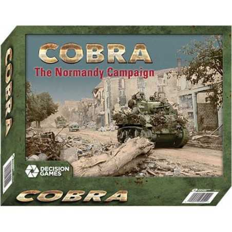 COBRA The Normandy Campaign