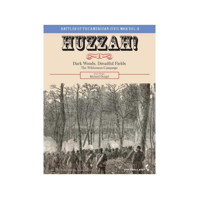 Huzzah! 2 Dark Woods, Dreadful Fields