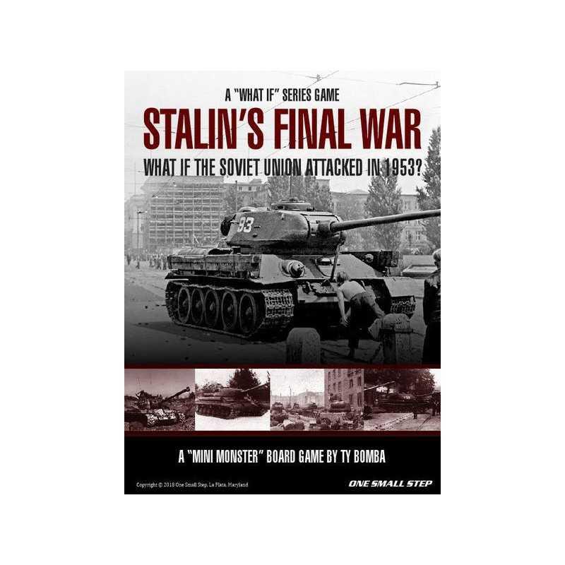 Stalin's Final War: 1953 What If?