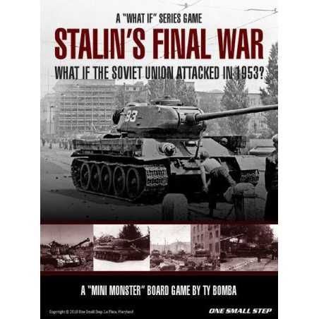 Stalin's Final War: 1953 What If?