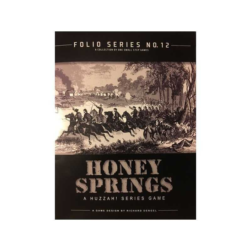 Huzzah! Honey Springs