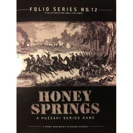Huzzah! Honey Springs