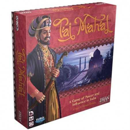 Taj Mahal (English)