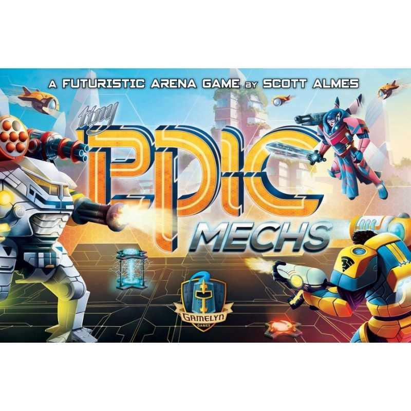 Tiny Epic Mechs (English)