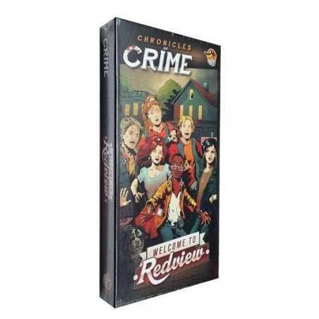 Bienvenido a Redview Crónicas del Crimen