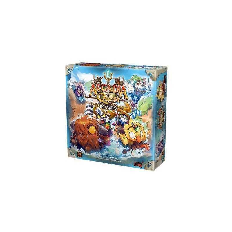 Riders: Arcadia Quest