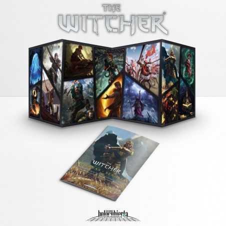 The Witcher Pantalla para el juego de rol