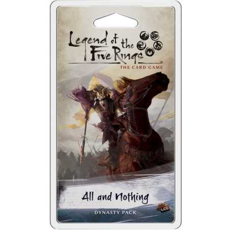 All and Nothing Legend of the Five Rings