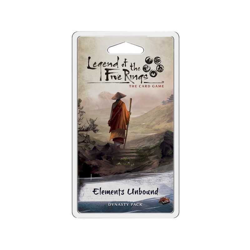 Elements Unbound Legend of the Five Rings