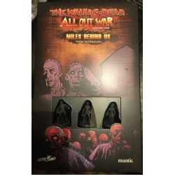 Miles Behind Us: The Walking Dead All Out War Miniatures (ENGLISH)