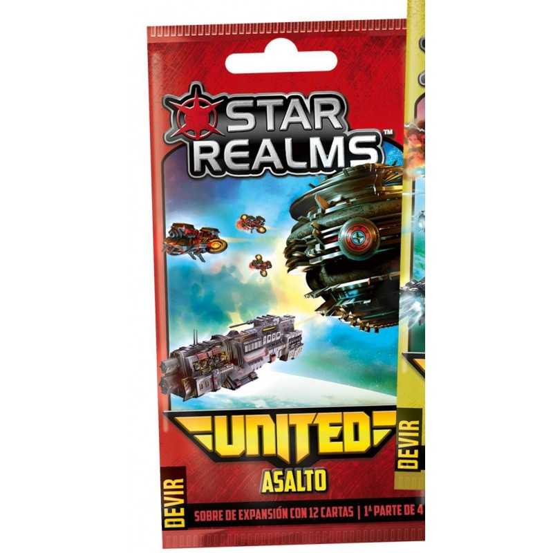 Star Realms United ASALTO