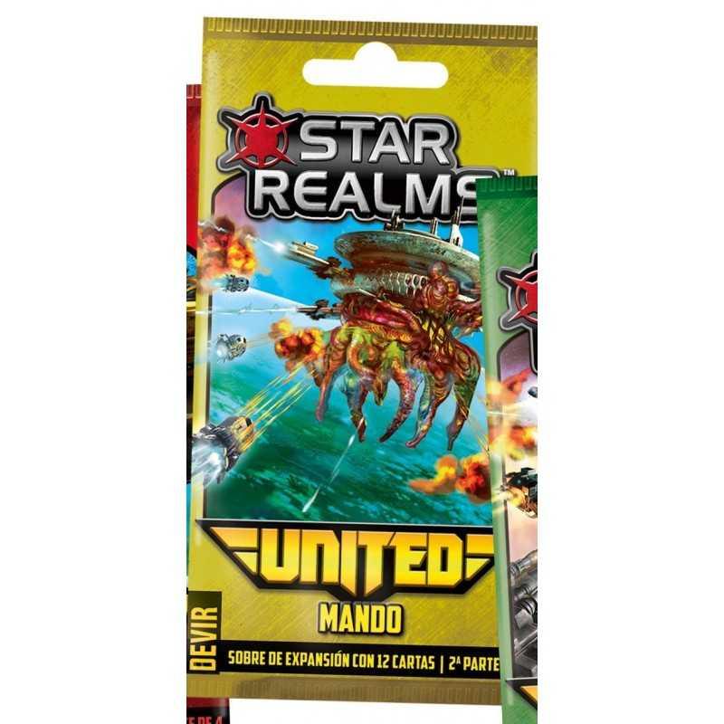 Star Realms United MANDO