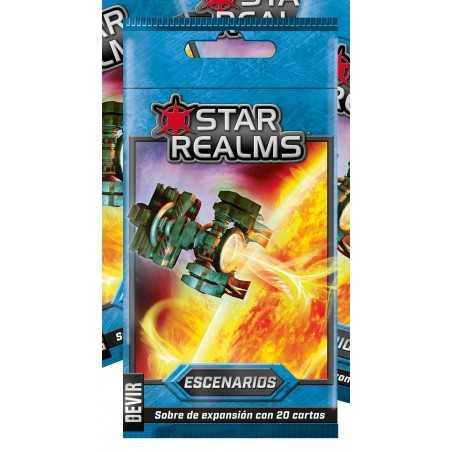 Star Realms ESCENARIOS