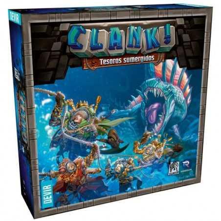 Clank! tesoros sumergidos