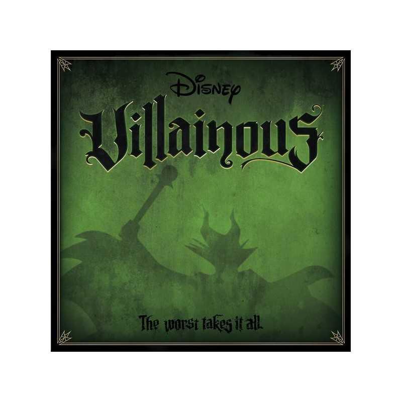Villainous Disney