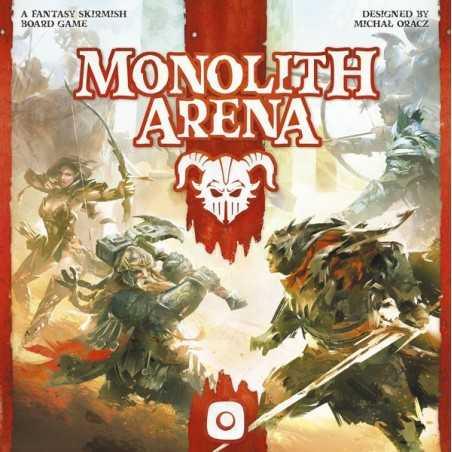 Monolith Arena (ENGLISH)