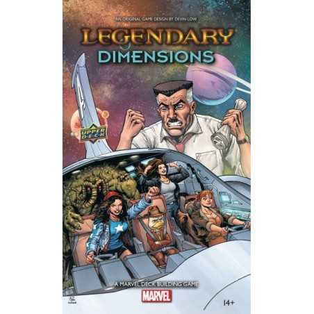 Legendary MARVEL Dimensions Expansion