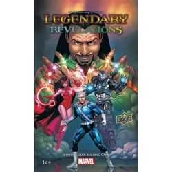 Legendary MARVEL Revelations Expansion