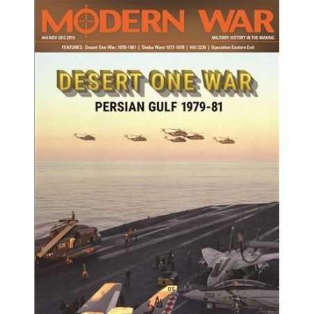 Modern War 44 Desert One War