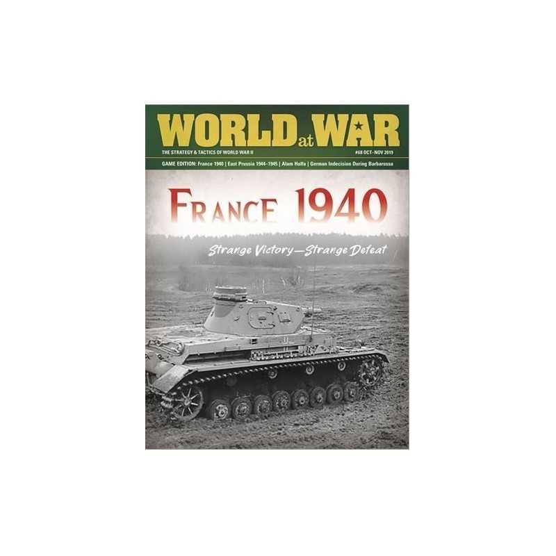 World at War 68 France 40