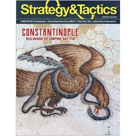 Strategy & Tactics 318 Constantinople