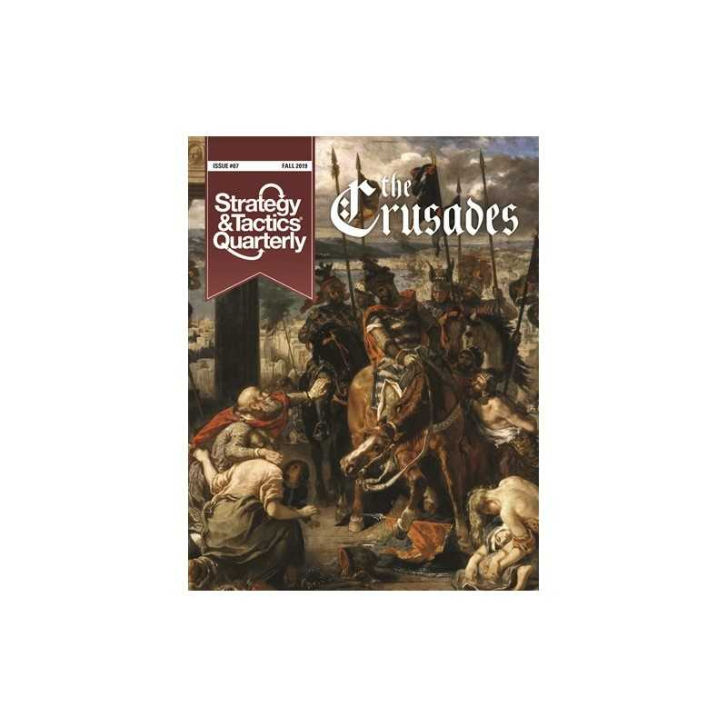 Strategy & Tactics Quarterly 7 The Crusades