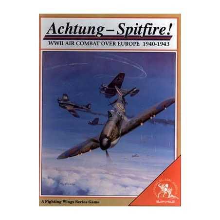 Achtung Spitfire! (ZIPBAG, en bolsa)