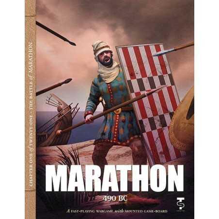 Marathon 490 B.C.