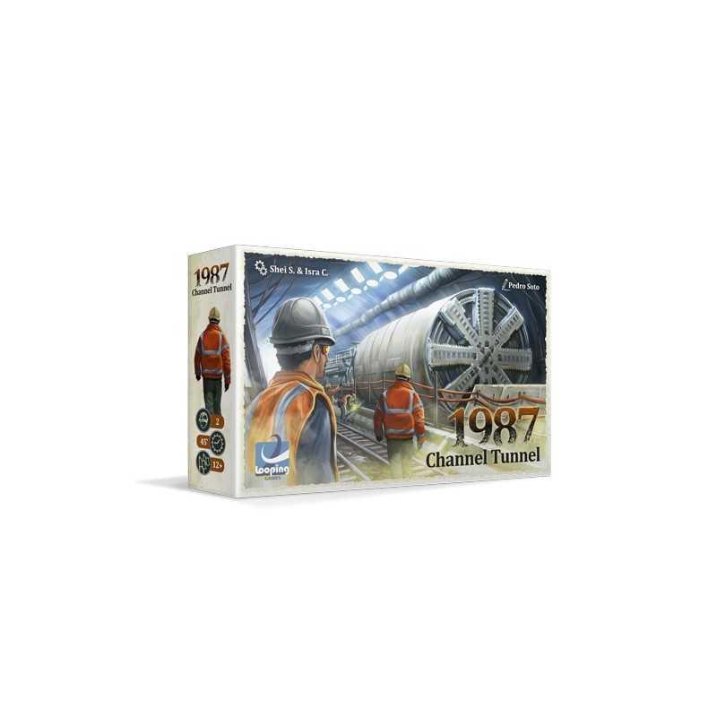 1987 Channel Tunnel Verkami Edition