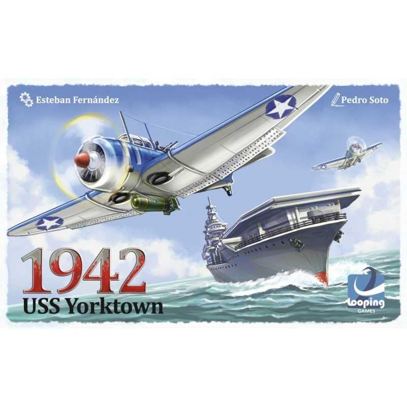 1942 USS Yorktown EDICIÓN VERKAMI