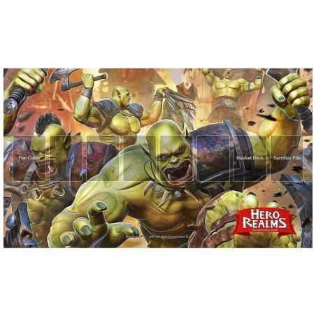 Playmat Hero Realms Rampage