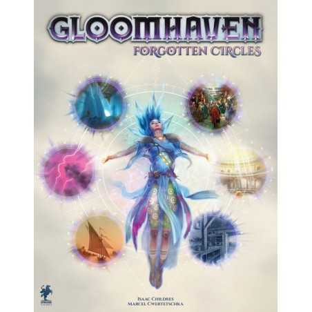 Forgotten Circles Gloomhaven Expansion (English)