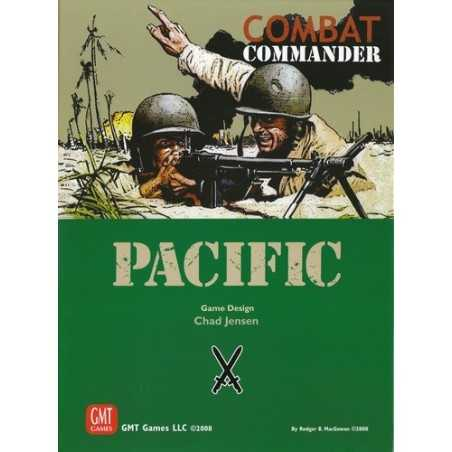 Combat Commander: Pacific Components