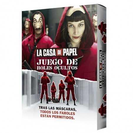 Roles Ocultos La Casa de Papel