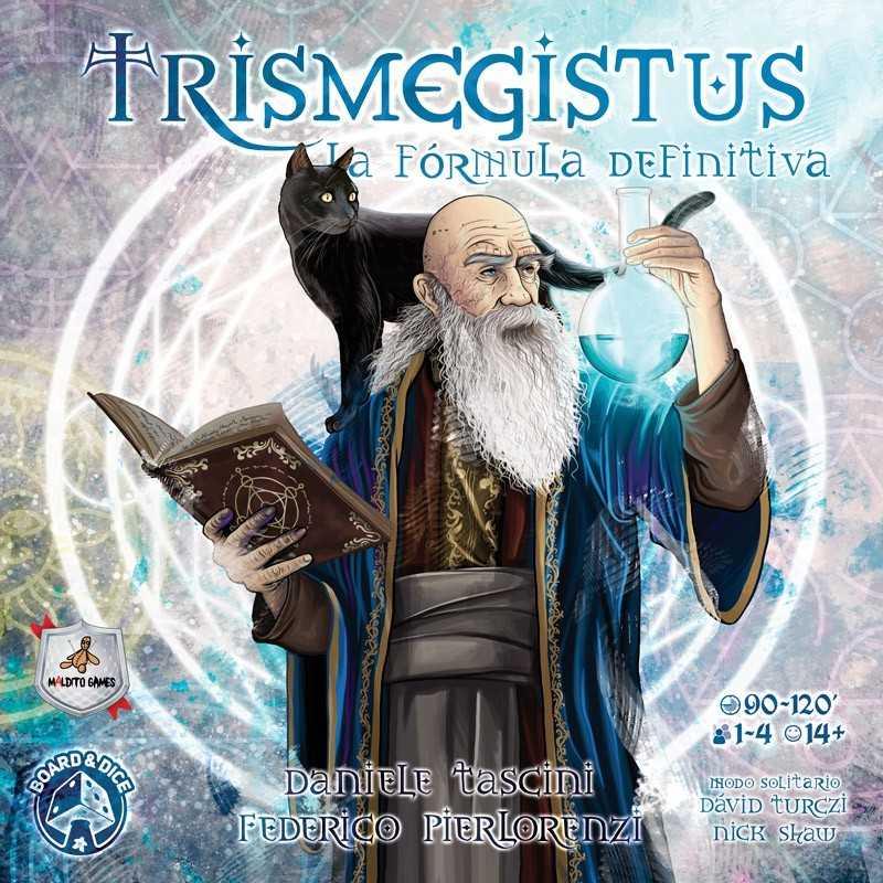 Trismegistus La fórmula definitiva