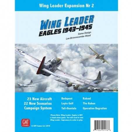 Wing Leader Eagles (Wing Leader: Supremacy expansion)