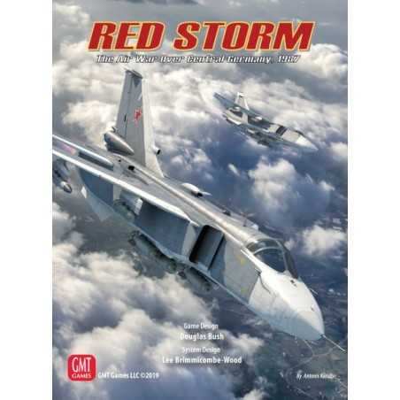 RED STORM The Air War Over Central Germany, 1987