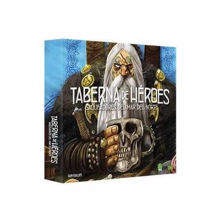 Taberna de Héroes expansión Saqueadores del Mar del Norte