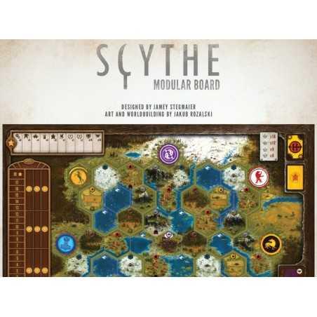 Scythe tablero modular