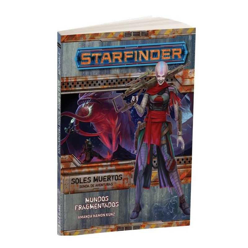 Starfinder SOLES MUERTOS 3 MUNDOS FRAGMENTADOS