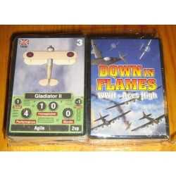 Down in Flames Aces High Extra Decks