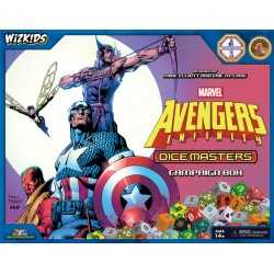 Avengers Infinity Campaign Box Marvel Dice Masters