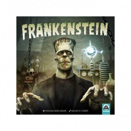 Frankenstein juego de mesa