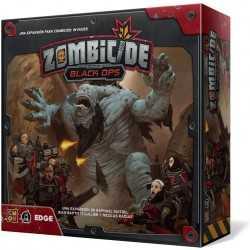 BLACK OPS Expansión Zombicide Invader