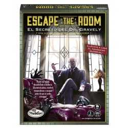 Escape the Room El secreto del Dr. Gravely