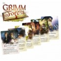 Grimm Forest Cartas promocionales